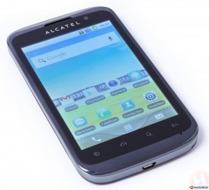 Desbloquear Android en el Alcatel One Touch 991