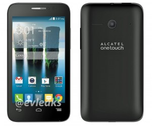 desbloquear Android ALCATEL ONETOUCH Evolve 2
