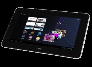 AOC MW0711 Desbloquear Android