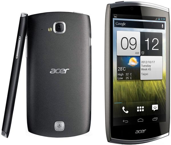 Desbloquear Android en el Acer CloudMobile S500