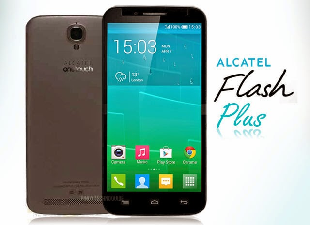 Desbloquear Android Alcatel Flash Plus