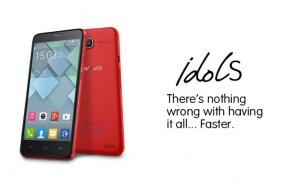 Desbloquear Android en el Alcatel Idol S