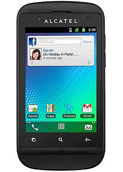 Desbloquear Android en Alcatel-OT-918