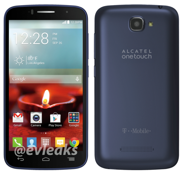 desbloquear Android Alcatel One Touch Fierce 2