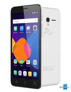 Desbloquear Android Alcatel One Touch Pixi 3
