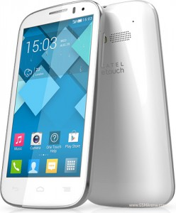 desbloquear Android Alcatel One Touch Pop C5