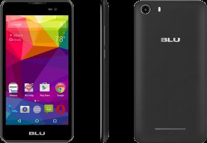 desbloquear Android en BLU Dash M