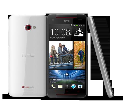 Desbloquear Android en el HTC Butterfly S