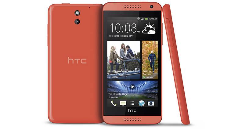 Desbloquear Android en el HTC Desire 610