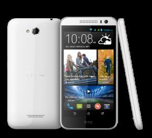 Desbloquear Android en HTC Desire 616 Dual Sim