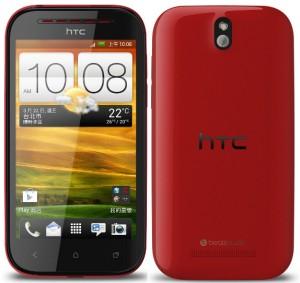Desbloquear Android en HTC Desire P