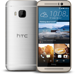 desbloquear Android HTC one M9