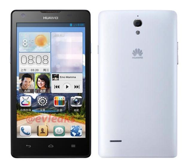 Desbloquear Android en el Huawei Ascend G700