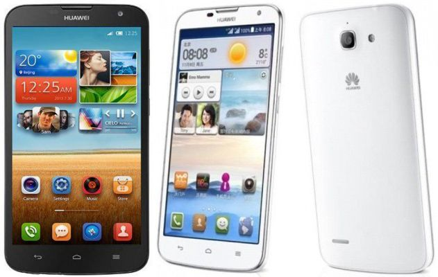 Desbloquear Android Huawei Ascend G730