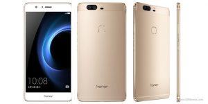 Desbloquear Android en Huawei Honor V8