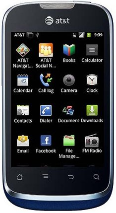 Desbloquear Android en Huawei Fusion U8652