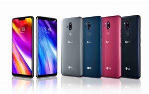 Desbloquear Android en LG G7 ThinQ