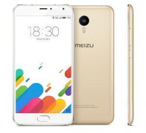 desbloquear Android Meizu m3 note