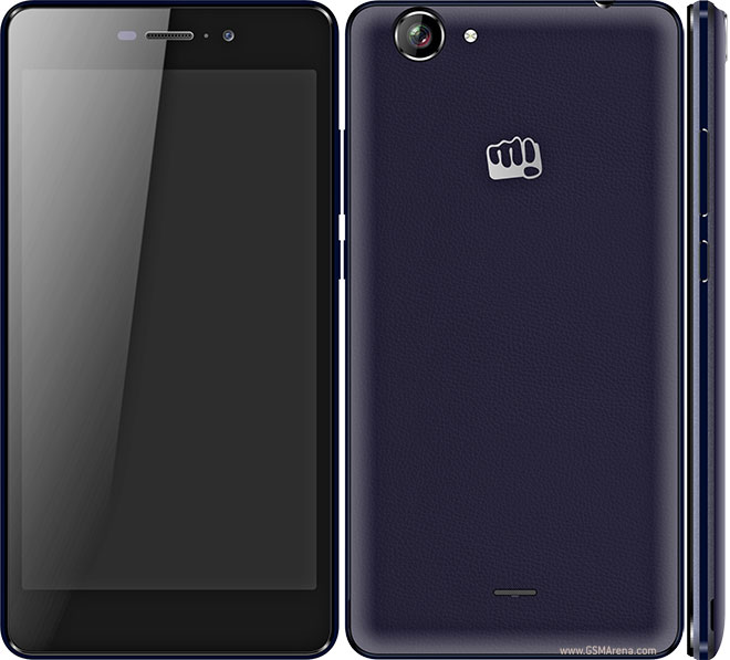 Micromax Canvas Mega