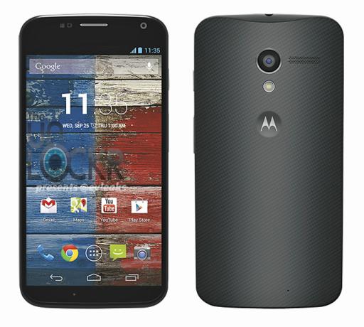 Motorola Moto X, Motorola