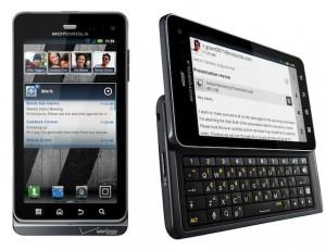 Desbloquear Android Motorola DROID 3