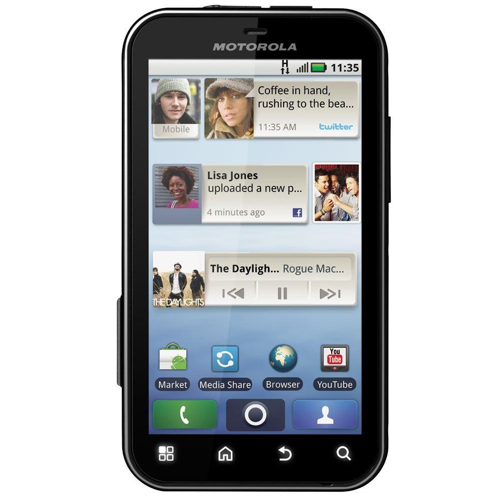 Motorola Defy Android