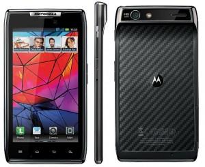 Desbloquear Android en el Motorola Droid RAZR