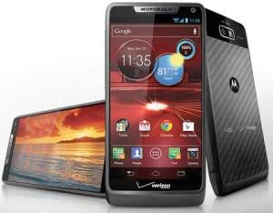 Desbloquear Android en el Motorola Droid Razr M