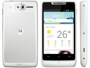 Desbloquear Android en Motorola RAZR D1