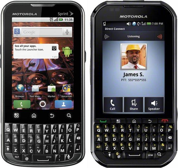 Desbloquear Android en el Motorola XPRT
