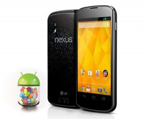 Desbloquear Android Nexus 4 LG E960