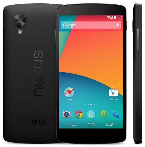 Desbloquear Android en el Nexus 5