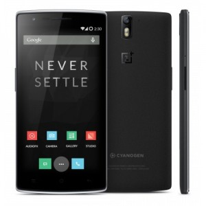 Desbloquear Android en OnePlus One