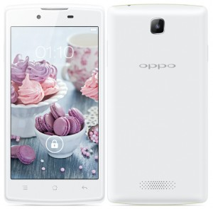 Desbloquear Android en Oppo Neo R831