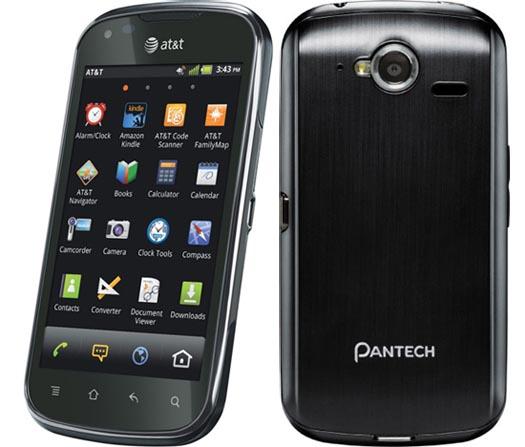 Pantech Burst P9070