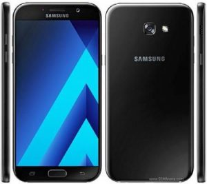 Desbloquear Android en Samsung Galaxy A7 2017