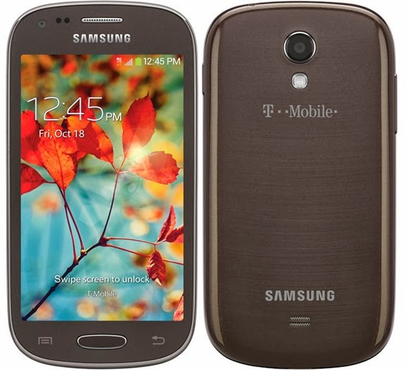 Desbloquear Android en el Samsung Galaxy Light