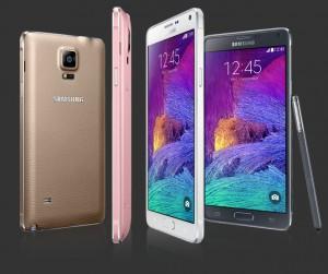 Desbloquear Android en Samsung Galaxy Note 4