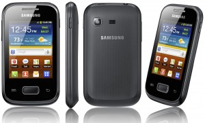 Desbloquear Android en Samsung Galaxy Pocket