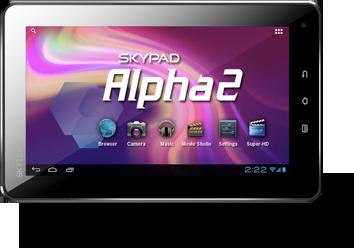 Desbloquear Android - Hard Reset en Skytech Skypad Alpha2