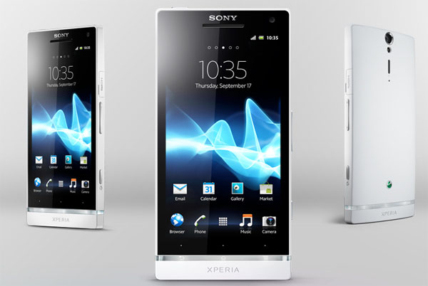 Sony Xperia S - Desbloquear Android