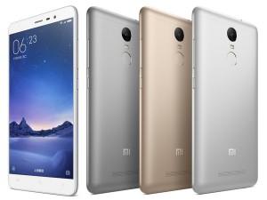 Desbloquear Android Xiaomi Redmi Note 3