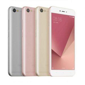 Desbloquear Android en Xiaomi Redmi Note 5A