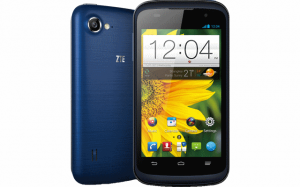Desbloquear Android en el ZTE Blade V