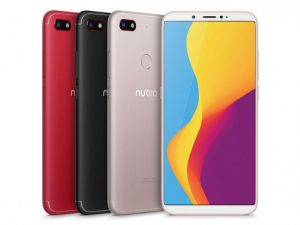 Desbloquear Android en ZTE Nubia V18