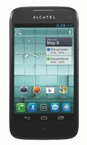 Desbloquear Android en el Alcatel OT-997D