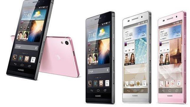 Huawei Ascend P6, Huawei,