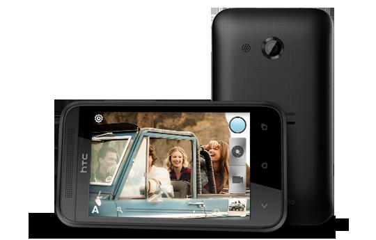 Desbloquear Android en el HTC Desire 200