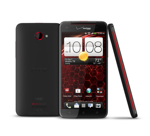 Desbloquear Android en el HTC Droid DNA