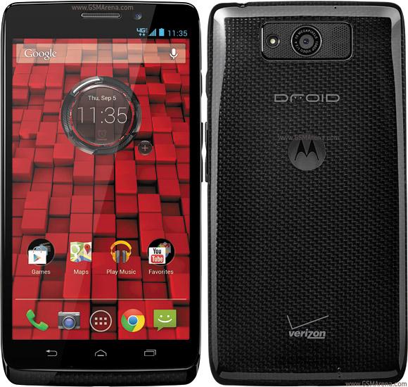 Desbloquear Android en el Motorola Droid Ultra
